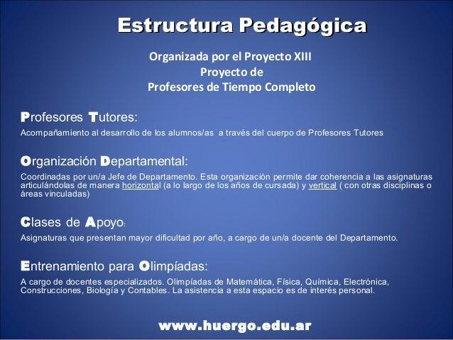 Presentacion huergo Slide 3
