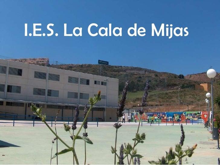 I.E.S. La Cala de Mijas