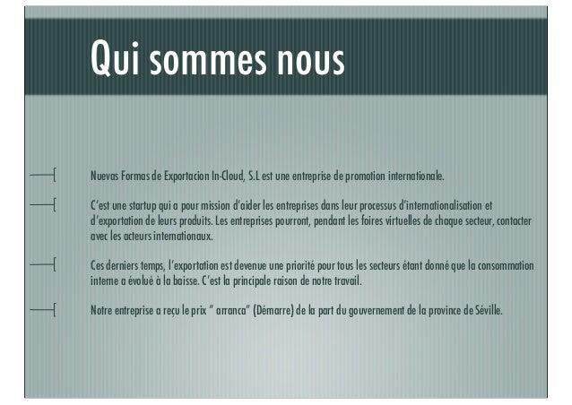 Presentación in cloud y arteñe francés Slide 3
