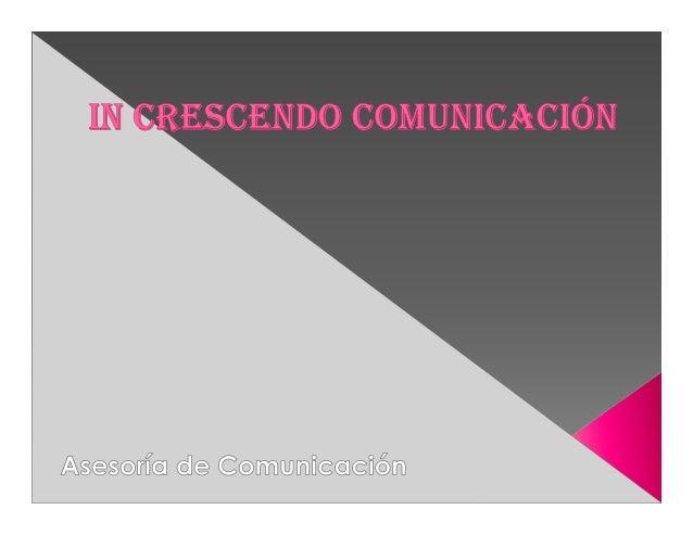    Entendemos que la esencia de la comunicación y las    relaciones públicas son la interacción entre personas, la    cre...