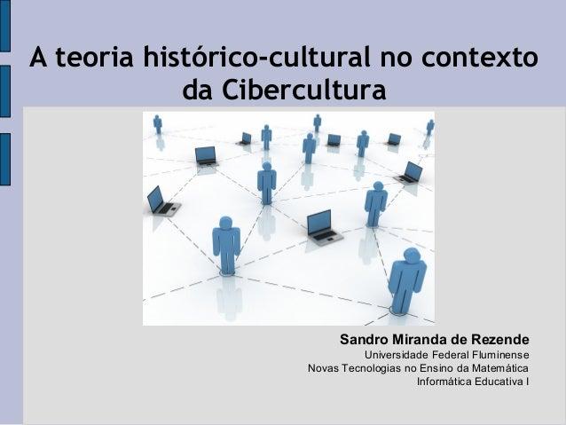 Sandro Miranda de Rezende Universidade Federal Fluminense Novas Tecnologias no Ensino da Matemática Informática Educativa ...