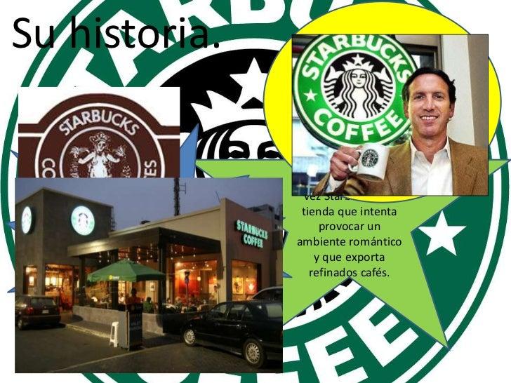 Presentacion Starbucks Slide 3