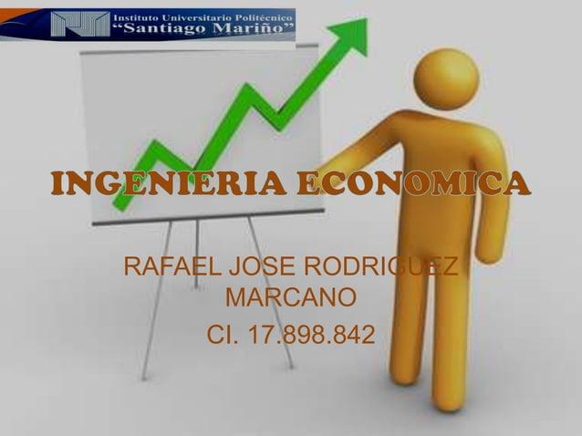 RAFAEL JOSE RODRIGUEZMARCANOCI. 17.898.842