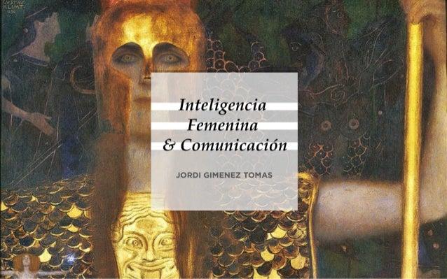 inteligencia femenina