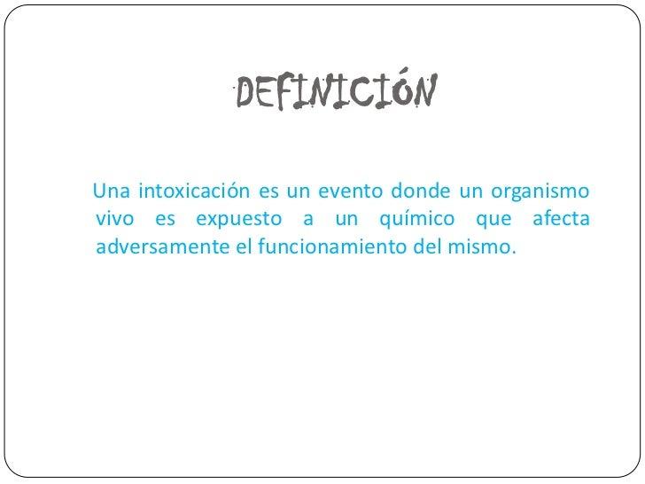 Presentacion intoxicaciones Slide 3