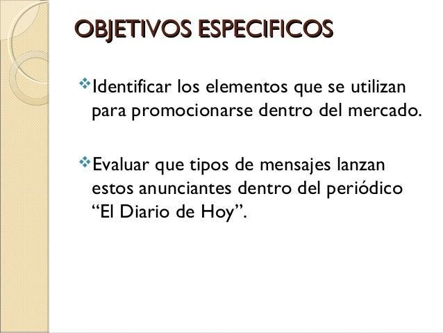 Publícidad en la sección de entretenimientos de el Diario de Hoy Slide 3