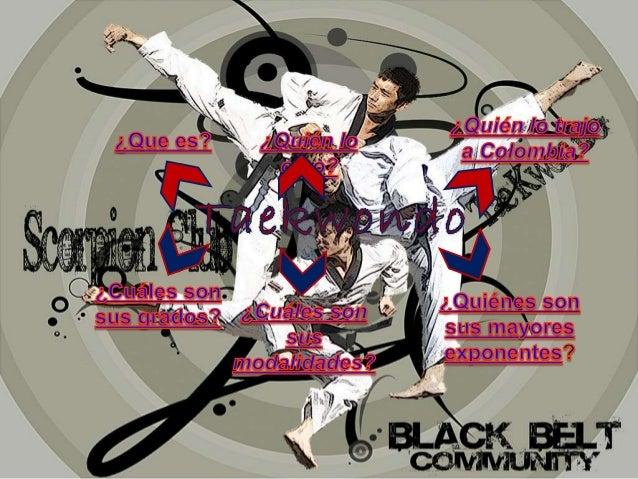 El Taekwondo es una de las artes marciales tradicionales de Corea más sistemática y científica, que enseña no sólo las hab...