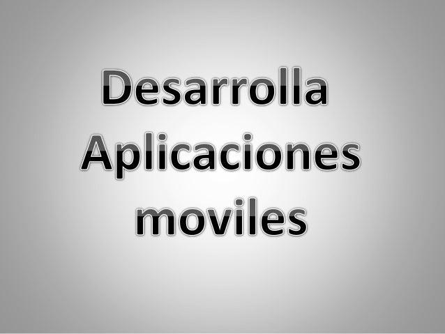 Ventajas y desventajas de las aplicaciones nativas Una aplicación nativa es aquella específicamente diseñada para funciona...