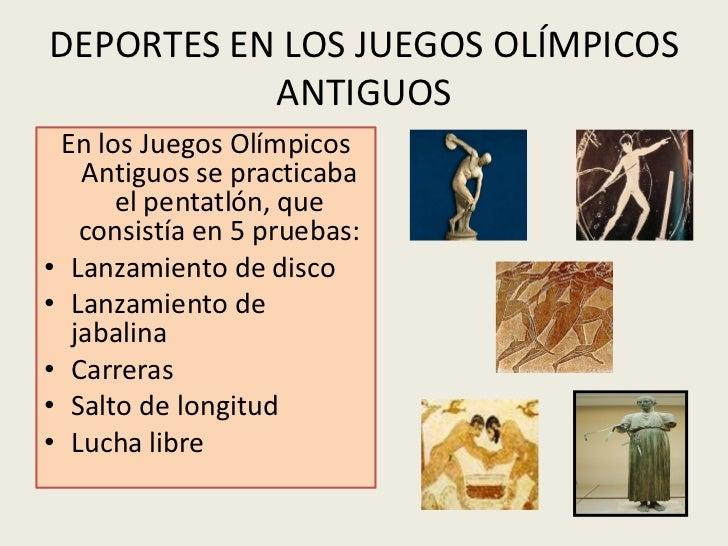 Presentacion Jjuegos Olimpicos 2º