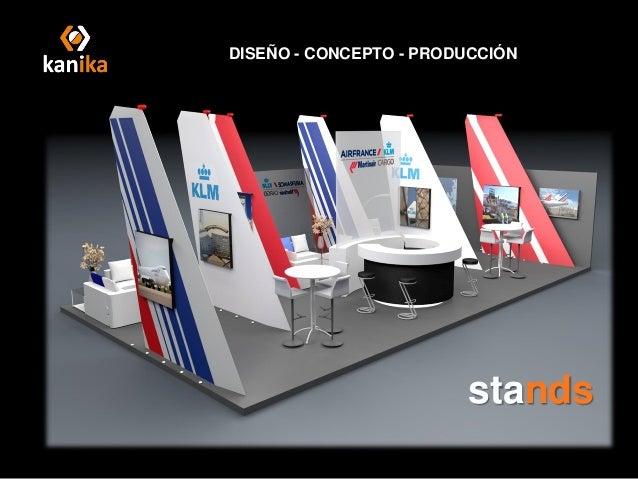 Stands y BTL, Quito, Ecuador Slide 3