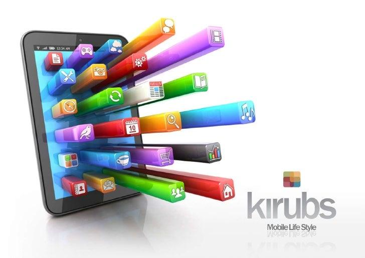 Presentación Kirubs 2011