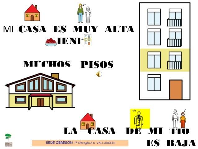 Presentacion la casa de mi familia - La casa de mi tresillo ...