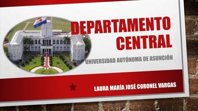 MENÚ PRESENTACIÓN DEL DEPARTAMENTO CIUDADES QUE CONSTITUYEN EL DEPARTAMENTO LOCALIZACIÓN – LIMITE – GENTILICIO ARTISTAS Y ...