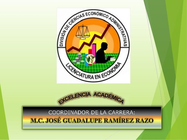 La Licenciatura en Economía surge en Noviembre de 2011;tiene sus antecedentes en la Licenciatura en Economía Agrícola(juni...