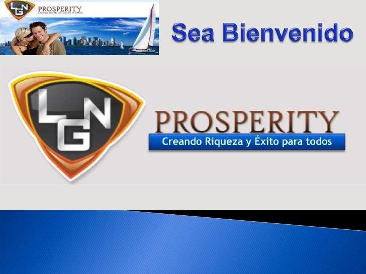 Presentacion LGN Prosperity Slide 2