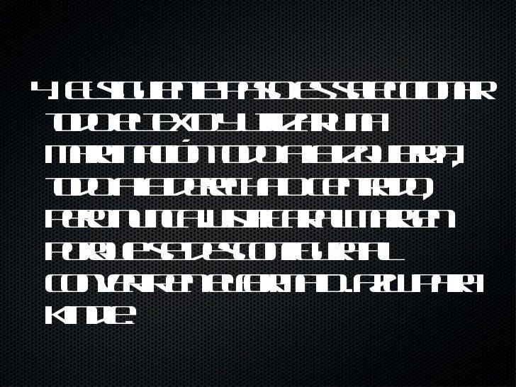 <ul><li>4. El siguiente paso es seleccionar todo el texto y utilizar una marginación todo a la izquierda, todo a la derech...