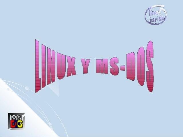 INDICE¿QUE ES LINUX?HISTORIA DE LINUXCARACTERISTICASUTILIDADESVENTAJAS Y DESVENTAJASCONTENIDO DE LINUX¿QUE ES MS-DOS?FUNCI...