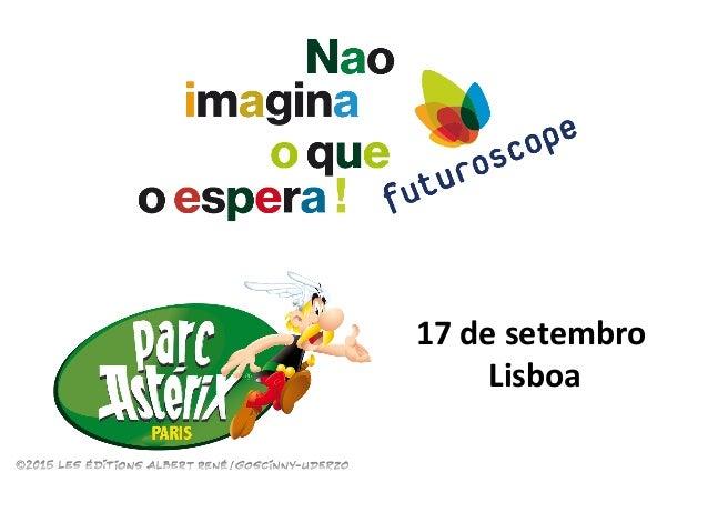 17 de setembro Lisboa