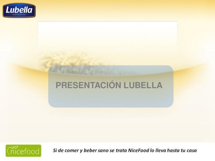 PRESENTACIÓN LUBELLA                           24,99€                                                                     ...