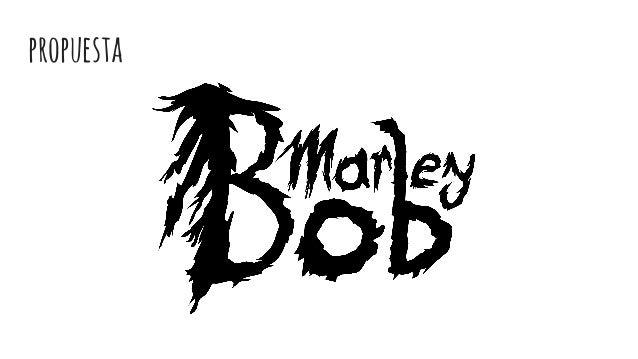 Tipograma Bob Marley Slide 2