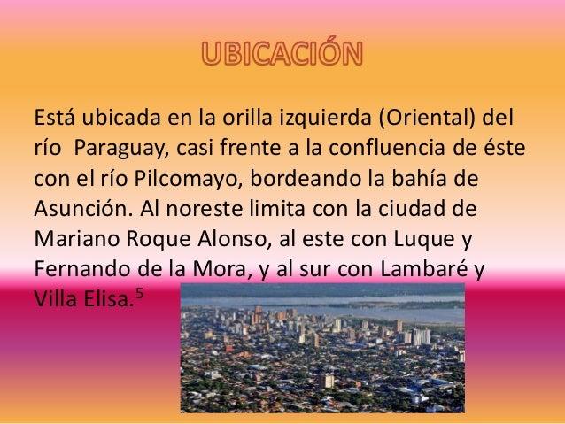 • Asunción es la ciudad con mayor actividad cultural del Paraguay. En ella se encuentran varios teatros como el Teatro Mun...