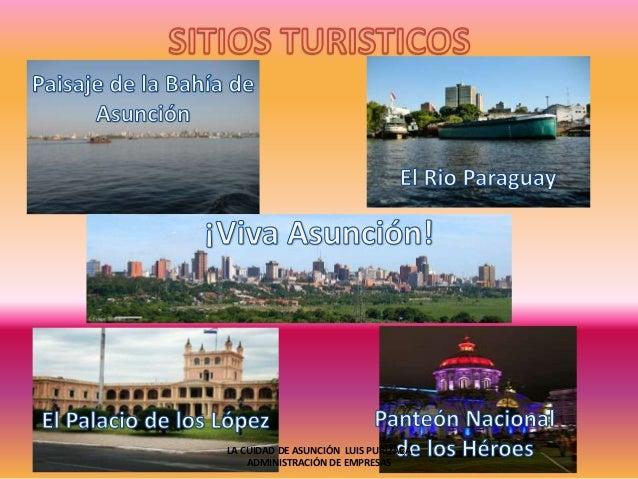 • MINISTERIO DE OBRAS PUBLICAS Y COMUNICACIONES Oliva y Alberdi Nº 411, C.P. Nº 1221, Asunción, Paraguay Tel: 595 (021) 41...