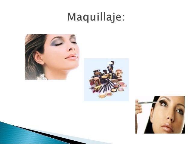 •Maquillar el rostro no significa convertirlo en una máscara. Lo que se busca es resaltar sus puntos positivos y hacer men...