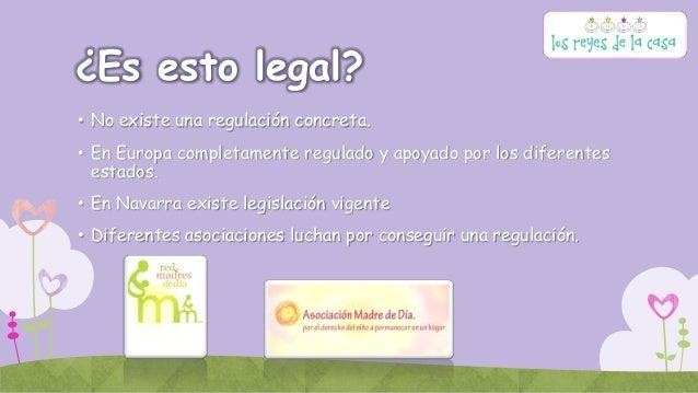 ¿Es esto legal? • No existe una regulación concreta. • En Europa completamente regulado y apoyado por los diferentes estad...
