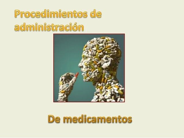 Los medicamentos deben guardarse en un lugar  limpio, en orden y disposición correcta.