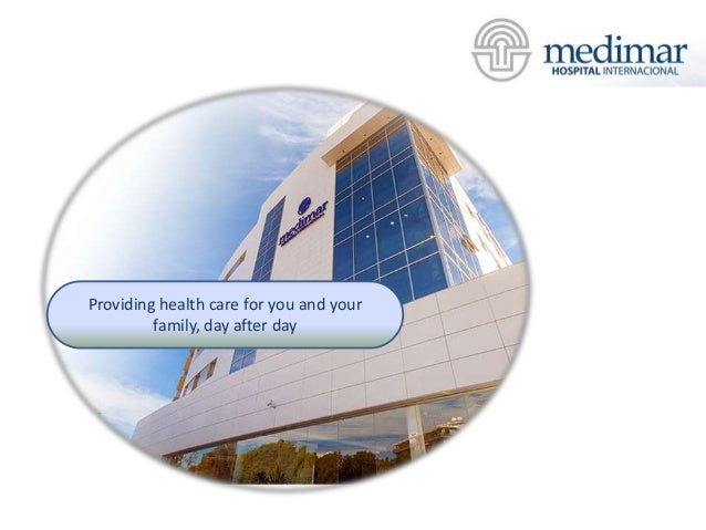 Providing health care for you and your family, day after day