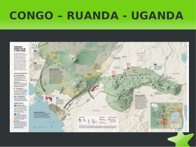 CONGO – RUANDA - UGANDA