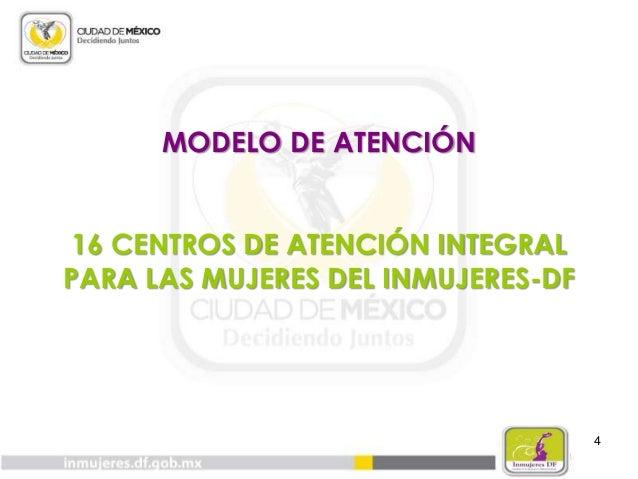 MODELO ALTERNATIVO PARA EL EMPODERAMIENTO DE LAS MUJERES EN LA CIUDAD DE MEXICO EJES TRANSVERSALES Perspectiva de Género D...