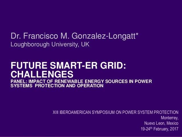 Future Smart-er Grid: Challenges