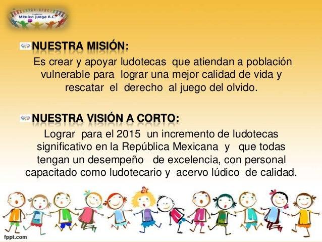 Fundación México Juega Slide 2