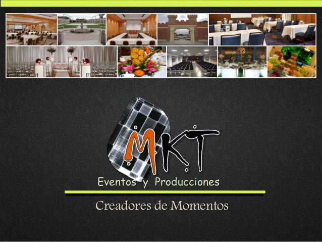 Creadores de Momentos Eventos y Producciones