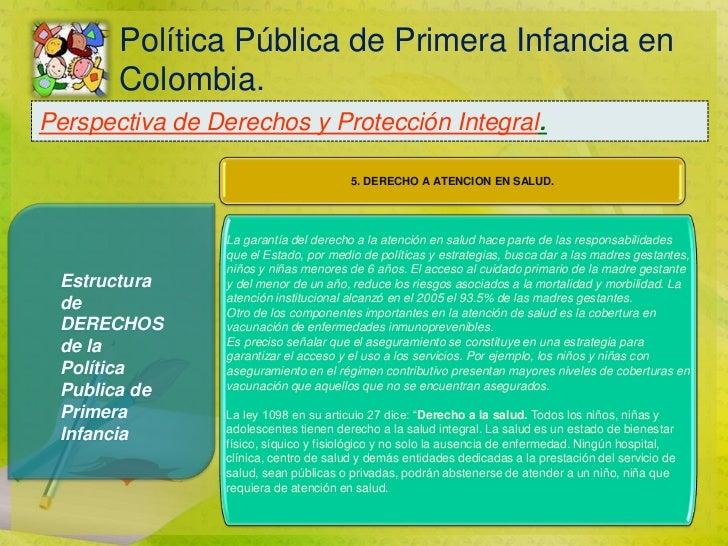 Políticas Públicas en la Primera Infancia