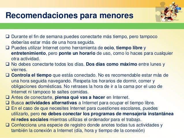  Ciberfamilias. Portal de ayuda con información para padres sobre el uso de Internet.  Internet sin acoso. Web sobre el ...