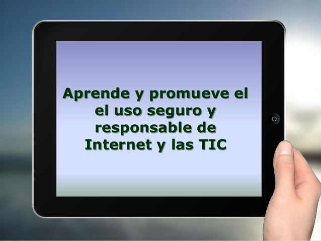 Seguridad y privacidad de los menores enRedados con las TIC.
