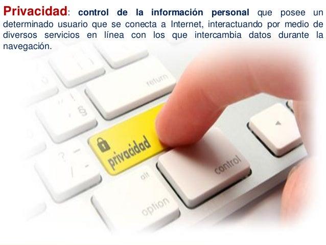 Si no protegemos nuestra información, puede ser usada de forma fraudulenta.