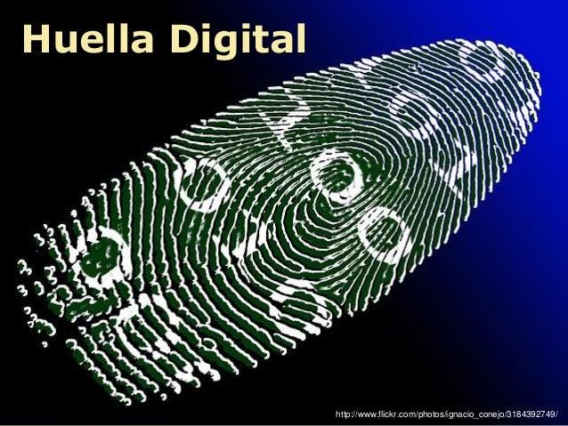 http://www.flickr.com/photos/26935818@N07/3968146599/5 La reputación online es el reflejo del prestigio o estima de una pe...