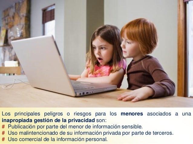 Edad mínima acceso a Redes Sociales, salvo las infantiles o consentimiento paterno. España: un 37% de los niños menores de...