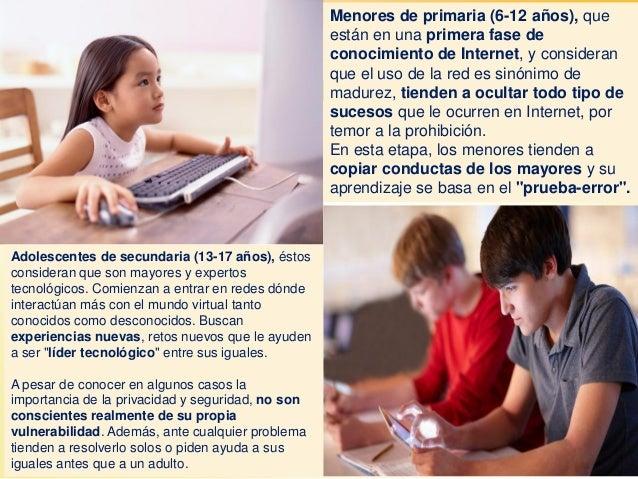 Menores y Adolescentes en la red Destacados Los adolescentes prefieren comunicarse por WhatsApps para poder hablar en grup...