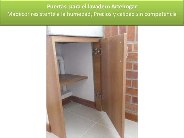 Puertas de lavadero for Lavadero precio