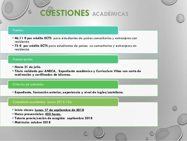 Calendario Uab.Presentacion Mu Marketing Uab 2018 19
