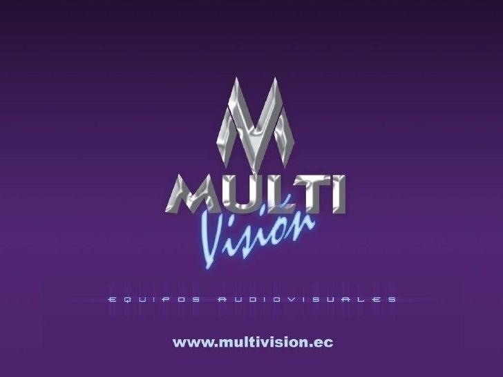 Presentacion Mv 2010 Para Eventos