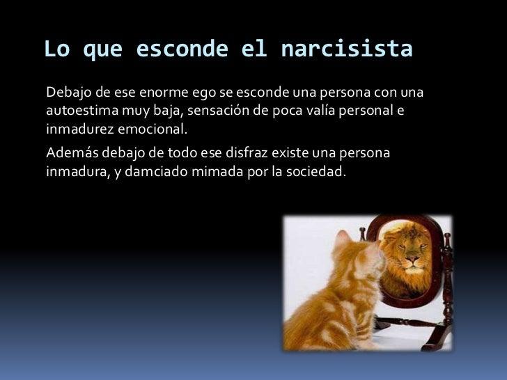 Resultado de imagen para narcisismo autoestima