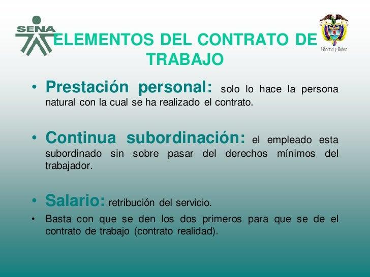 Presentacion Nomina Y Prestaciones Sociales
