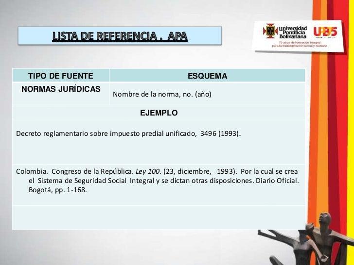 TIPO DE FUENTE                                      ESQUEMA NORMAS JURÍDICAS                               Nombre de la no...
