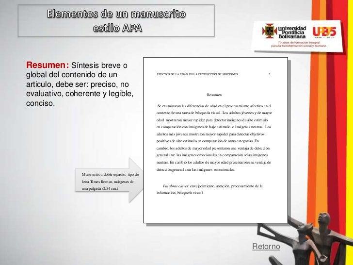 Resumen: Síntesis breve oglobal del contenido de un                            EFECTOS DE LA EDAD EN LA DETENCCIÓN DE MOCI...