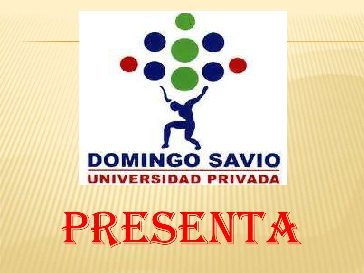 presenta<br />
